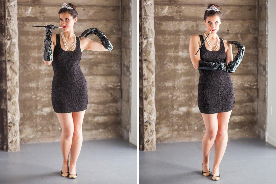 10 Attractive Little Black Dress Costume Ideas 1 little black dress 5 last minute halloween costumes audrey 2020