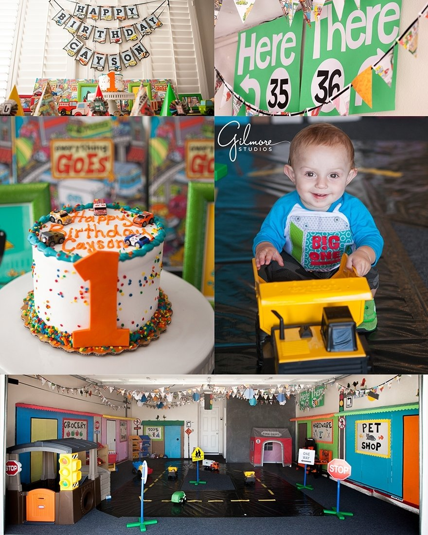 10 Ideal Birthday Party Ideas For 1 Year Old Boy Wall
