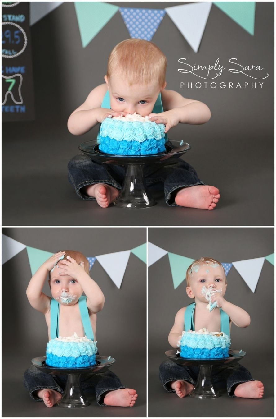 10 Ideal One Year Old Picture Ideas 1 year old boy photo shoot ideas poses cake smash home studio 2021