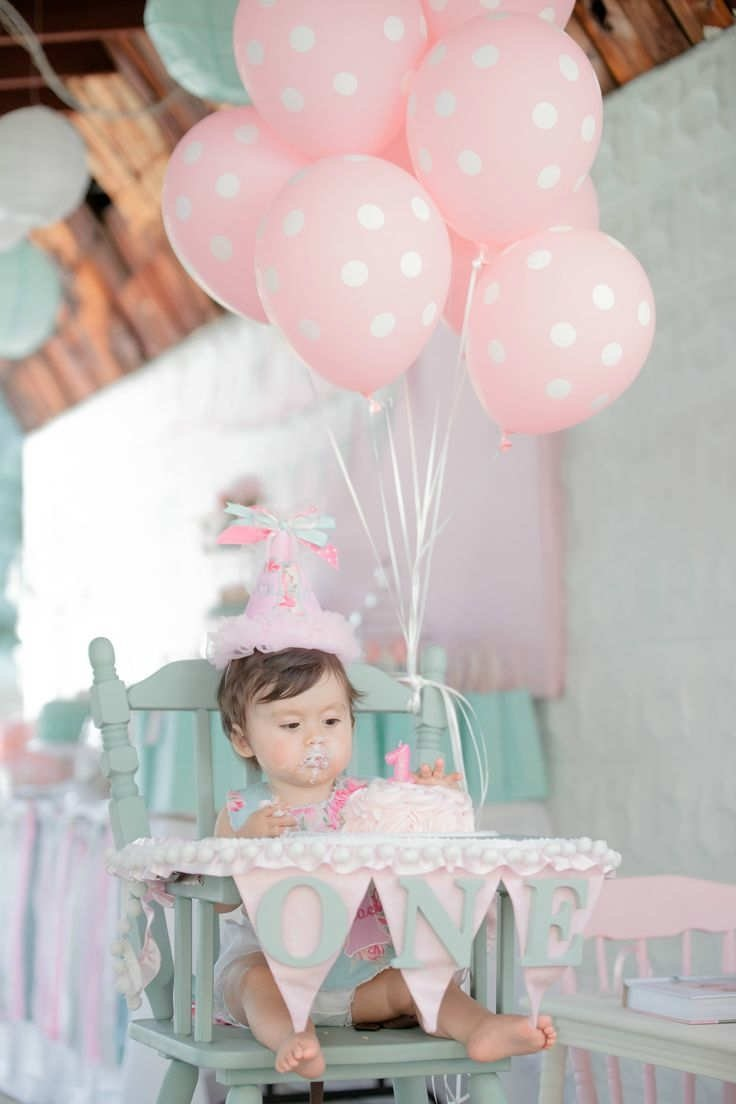 10 Great Ideas For 1St Birthday Pictures 10 1st birthday party ideas for girls part 2 tinyme blog 8 2020