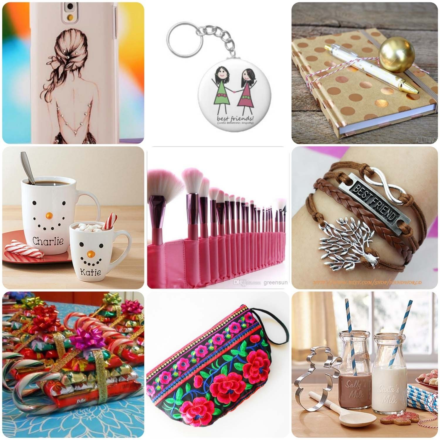 10 Fashionable Gift Ideas For Female Friends 10 adorable gift ideas for young girls 2017 stylo planet 2 2020
