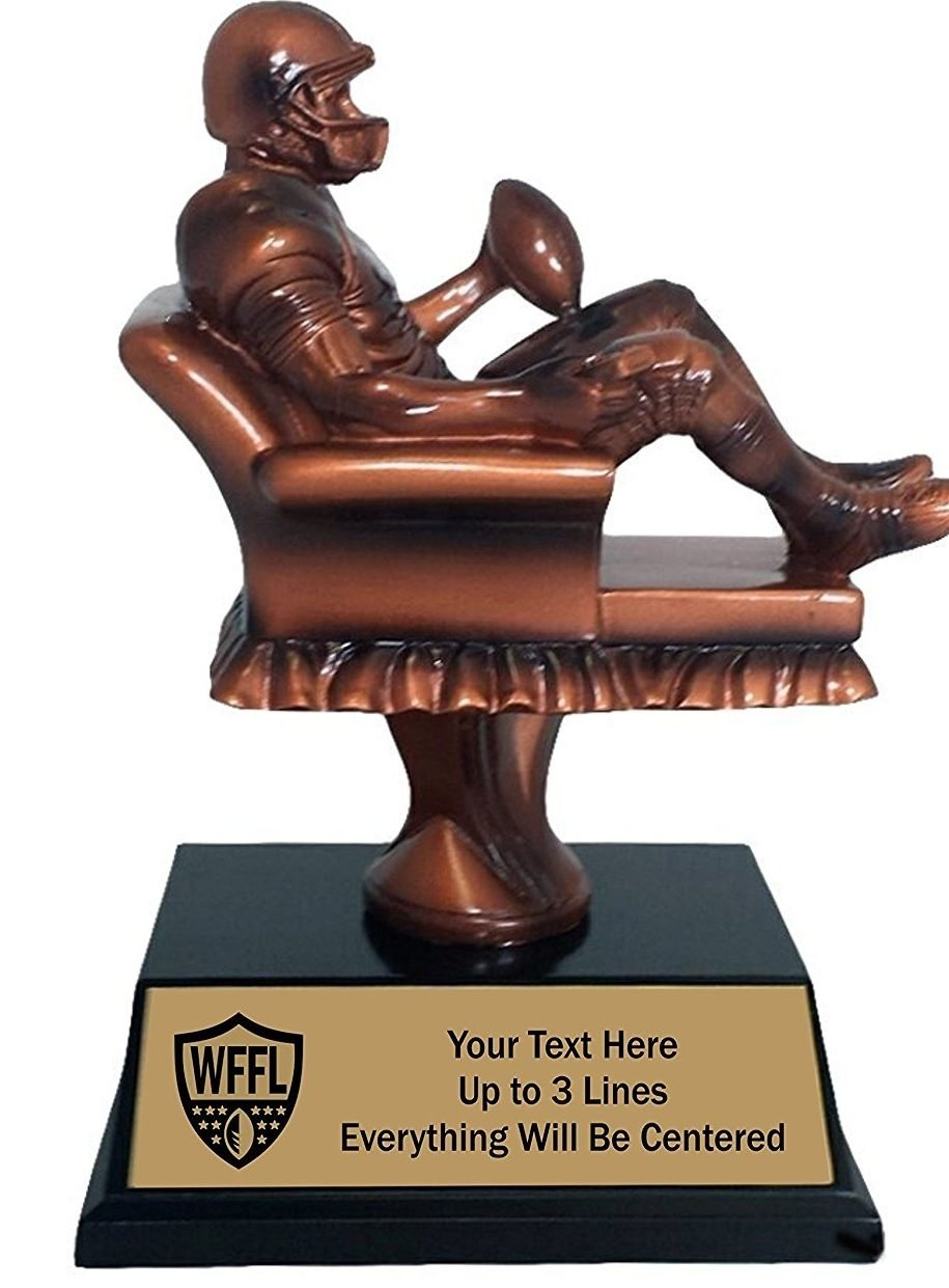 10 Most Popular Last Place Fantasy Football Ideas 10 amazing fantasy football trophies for winners losers quick
