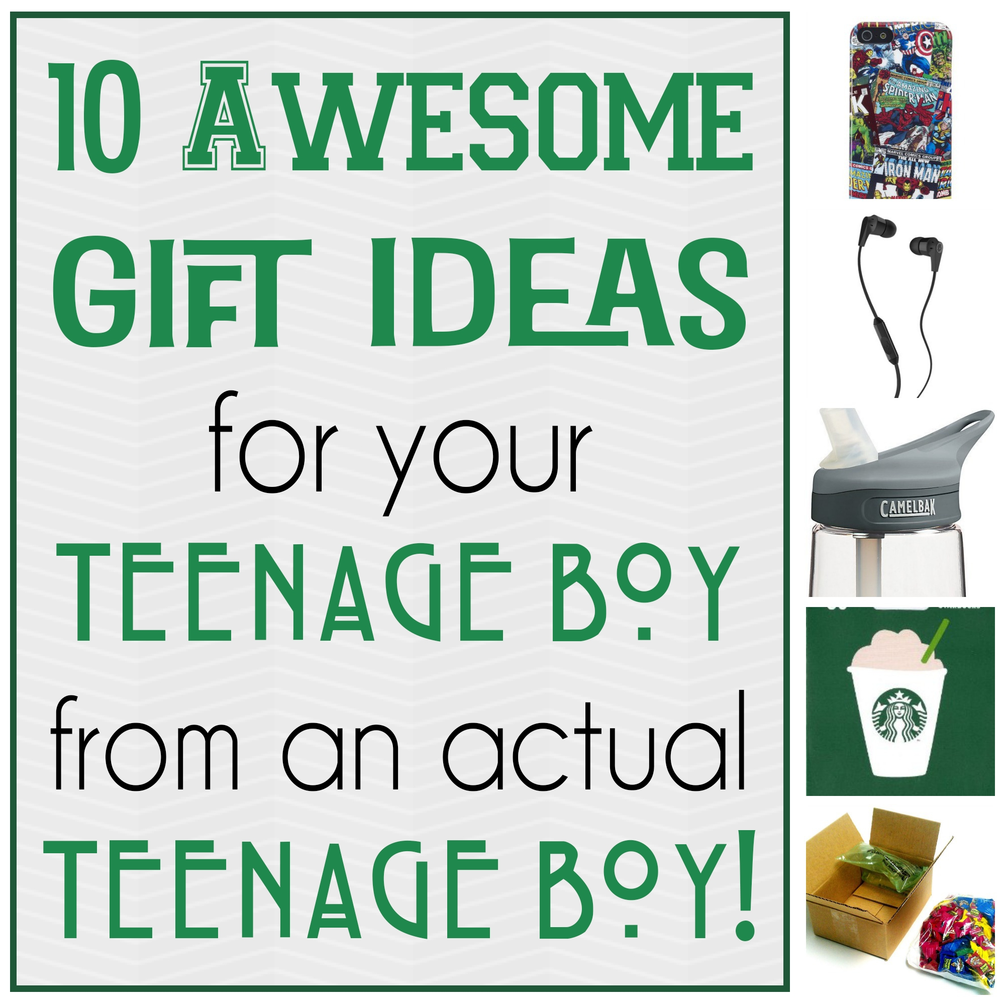 10 Elegant Good Gift Ideas For Teenage Guys 10 awesome gift ideas for teenage boys 1 2020