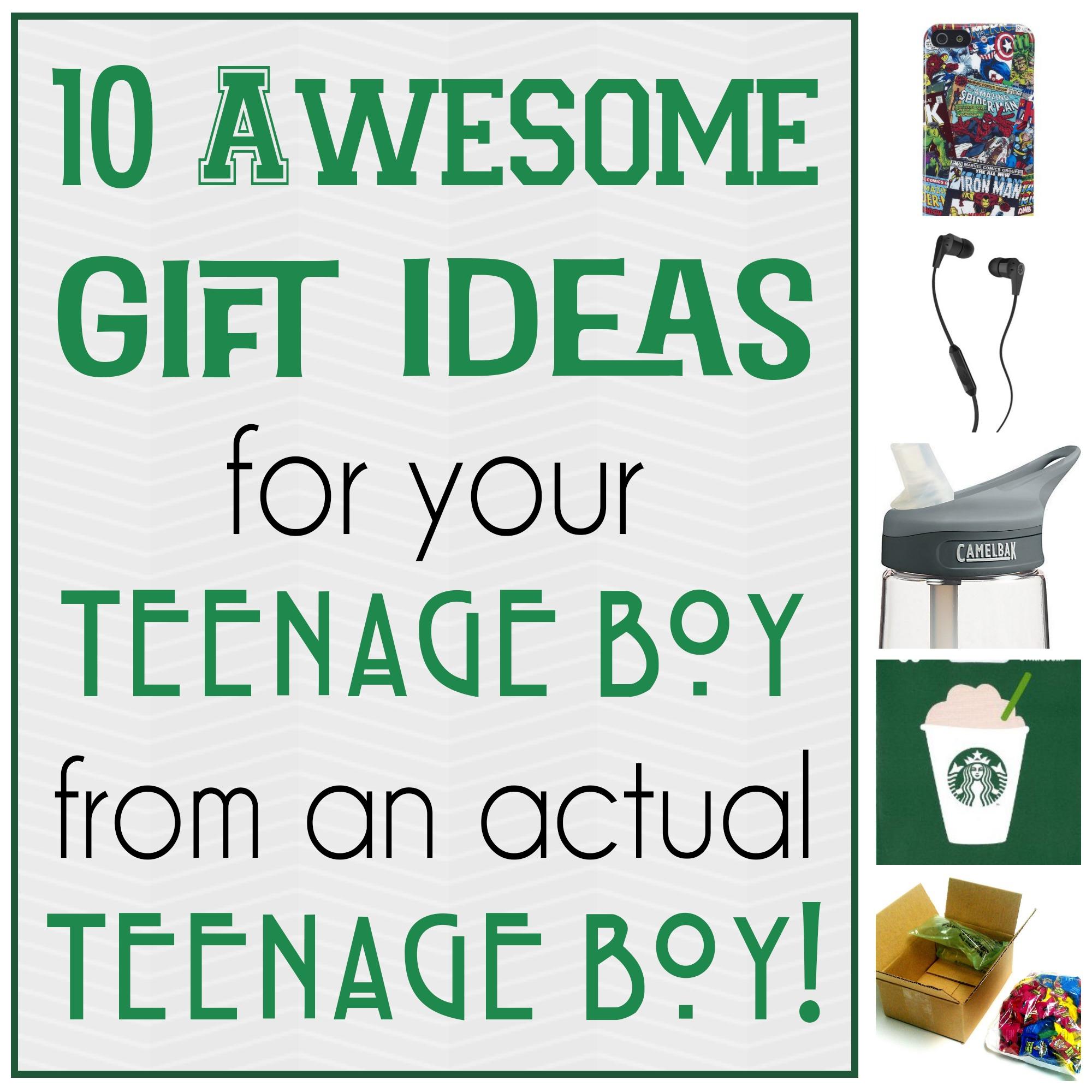 10 Stunning Christmas List Ideas For Teenage Guys 10 awesome gift ideas for teenage boys 2
