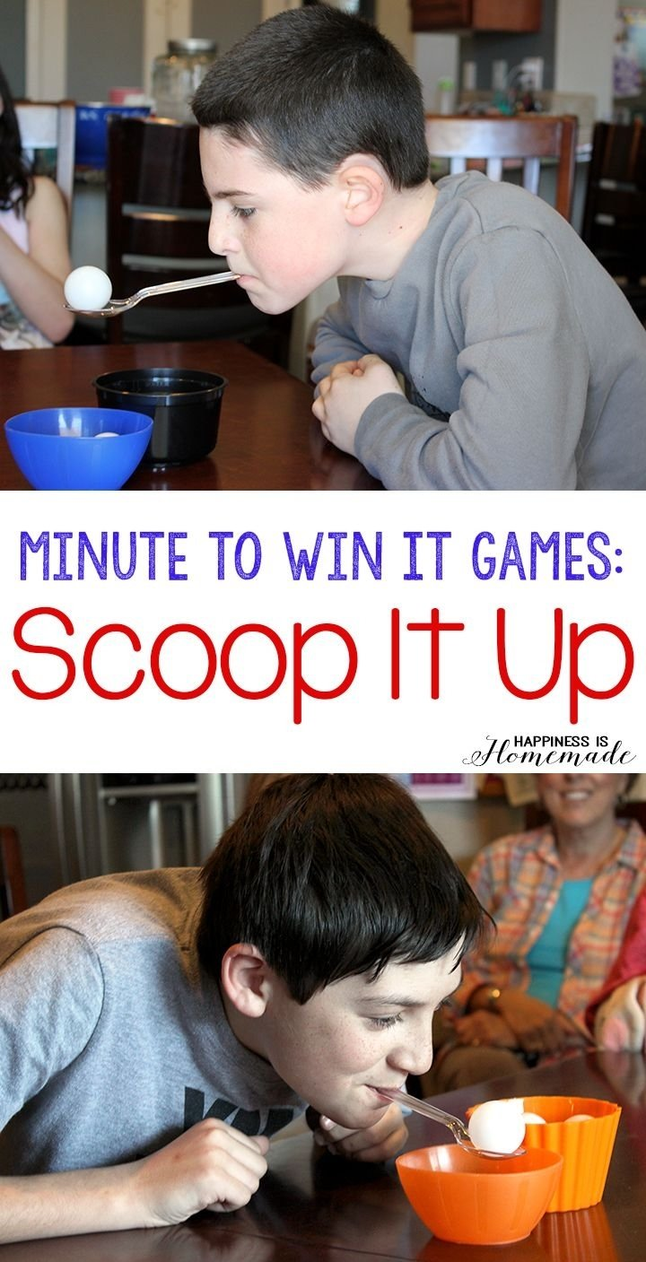 10 Fabulous Minute To Win It Game Ideas For Kids 10 awesome minute to win it party games happiness is homemade 6 2021