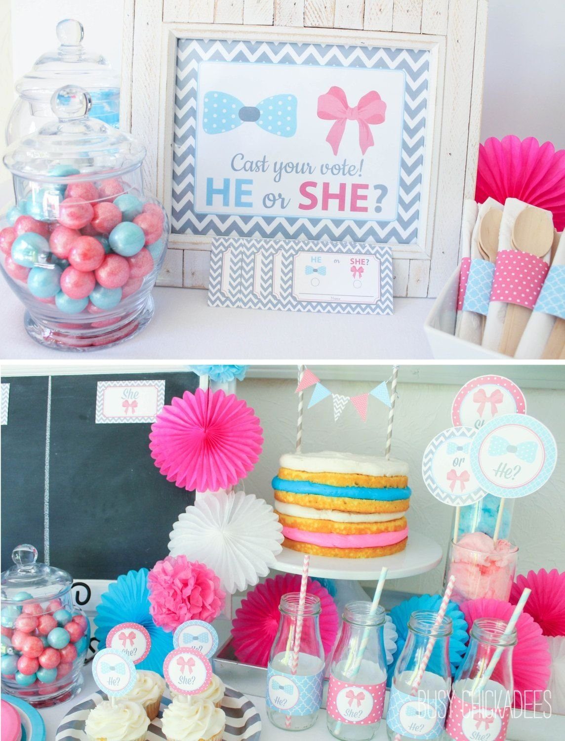 10 Ideal Gender Reveal Party Decoration Ideas 10 baby gender reveal party ideas gender reveal reveal parties 1 2020