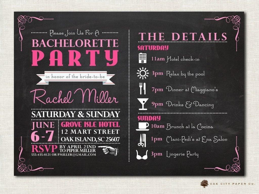 10 Awesome Co Ed Bachelor Bachelorette Party Ideas