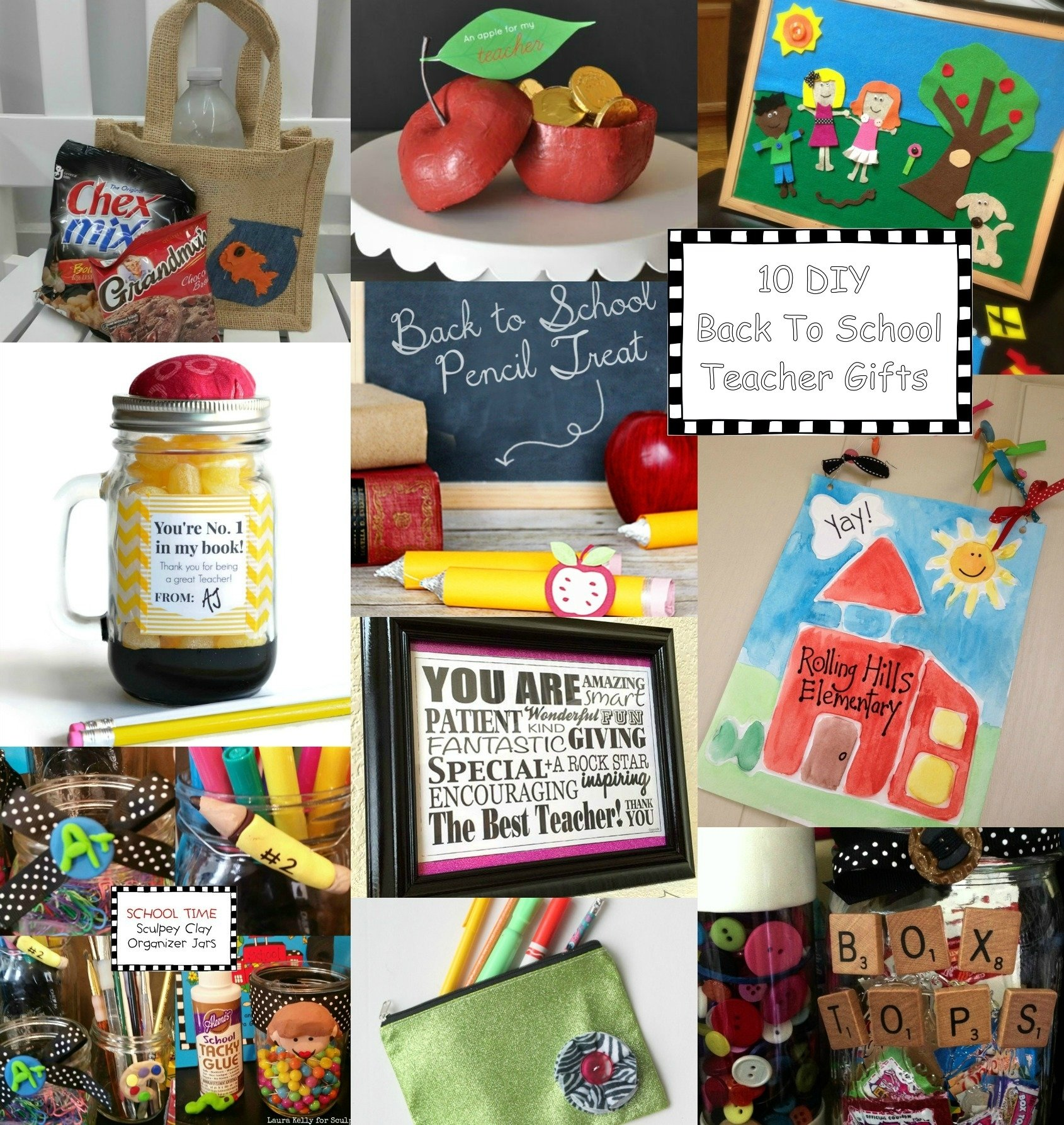 10 Stylish Back To School Gift Ideas For Teachers 10 back to school teacher gift ideas