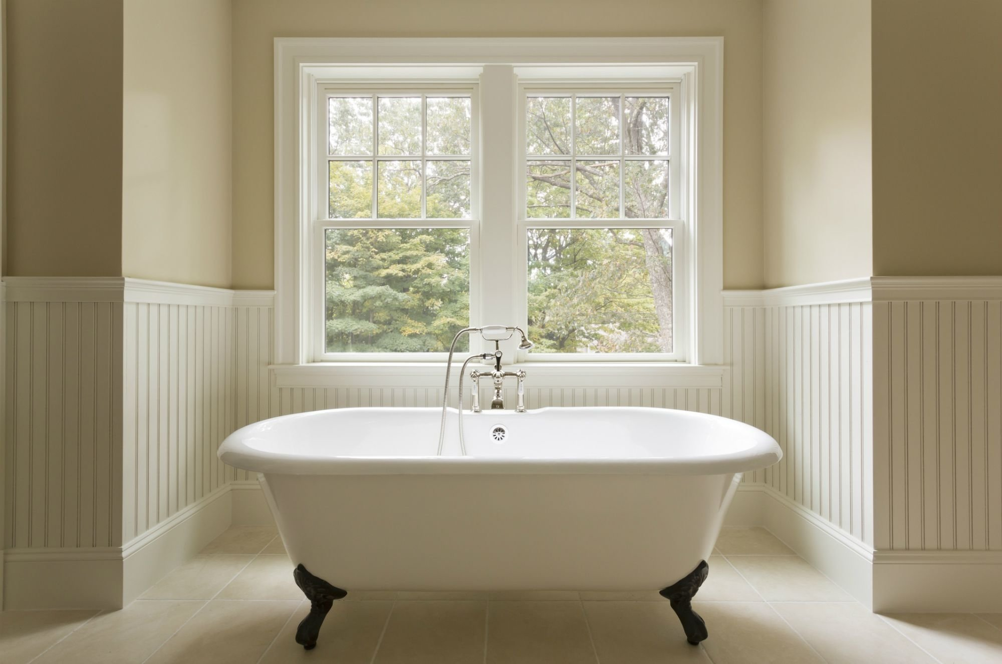 10 Most Recommended Clawfoot Tub Bathroom Design Ideas