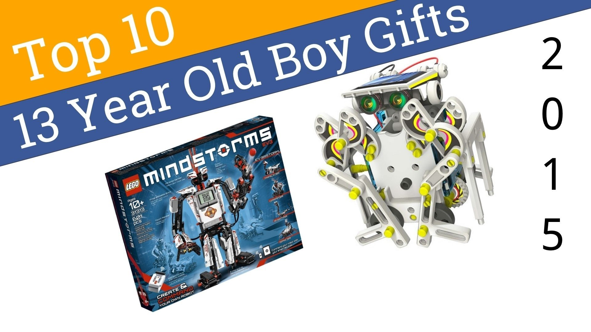 Christmas Ideas 13 Year Old Boy ✓ The Christmas Gifts