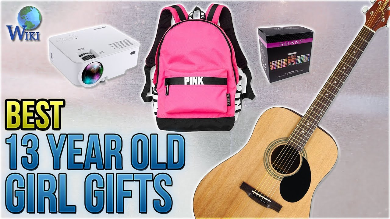 10 Elegant Gift Ideas For A 13 Year Old 10 best 13 year old girl gifts 2018 youtube 2020