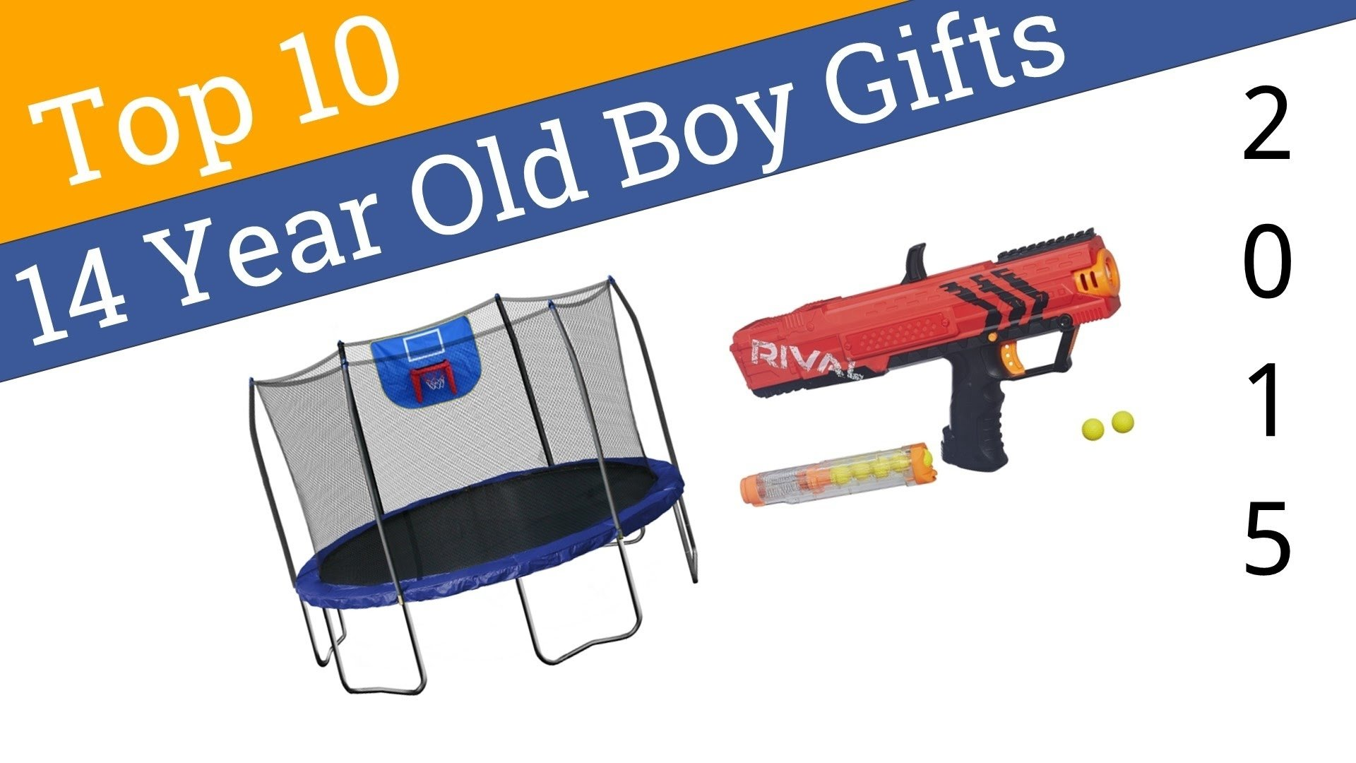 10 best 14 year old boy gifts 2015 - youtube