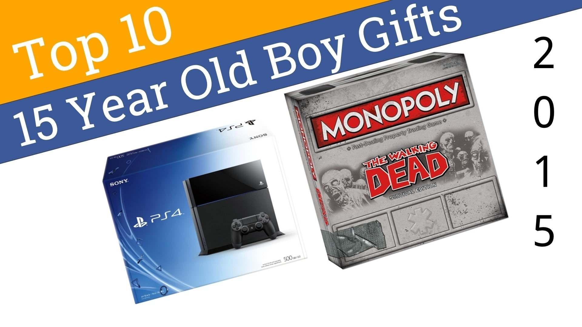 10 best 15 year old boy gifts 2015 - youtube