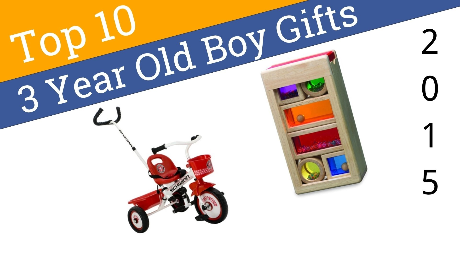 10 Cute Gift Ideas For A 3 Year Old Boy 10 best 3 year old boy gifts 2015 youtube 1 2020