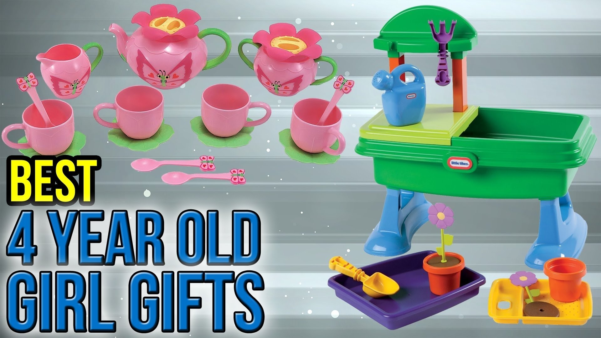 10 Famous Gift Ideas For 4 Yr Old Girl 10 best 4 year old girl gifts 2017 youtube 2020