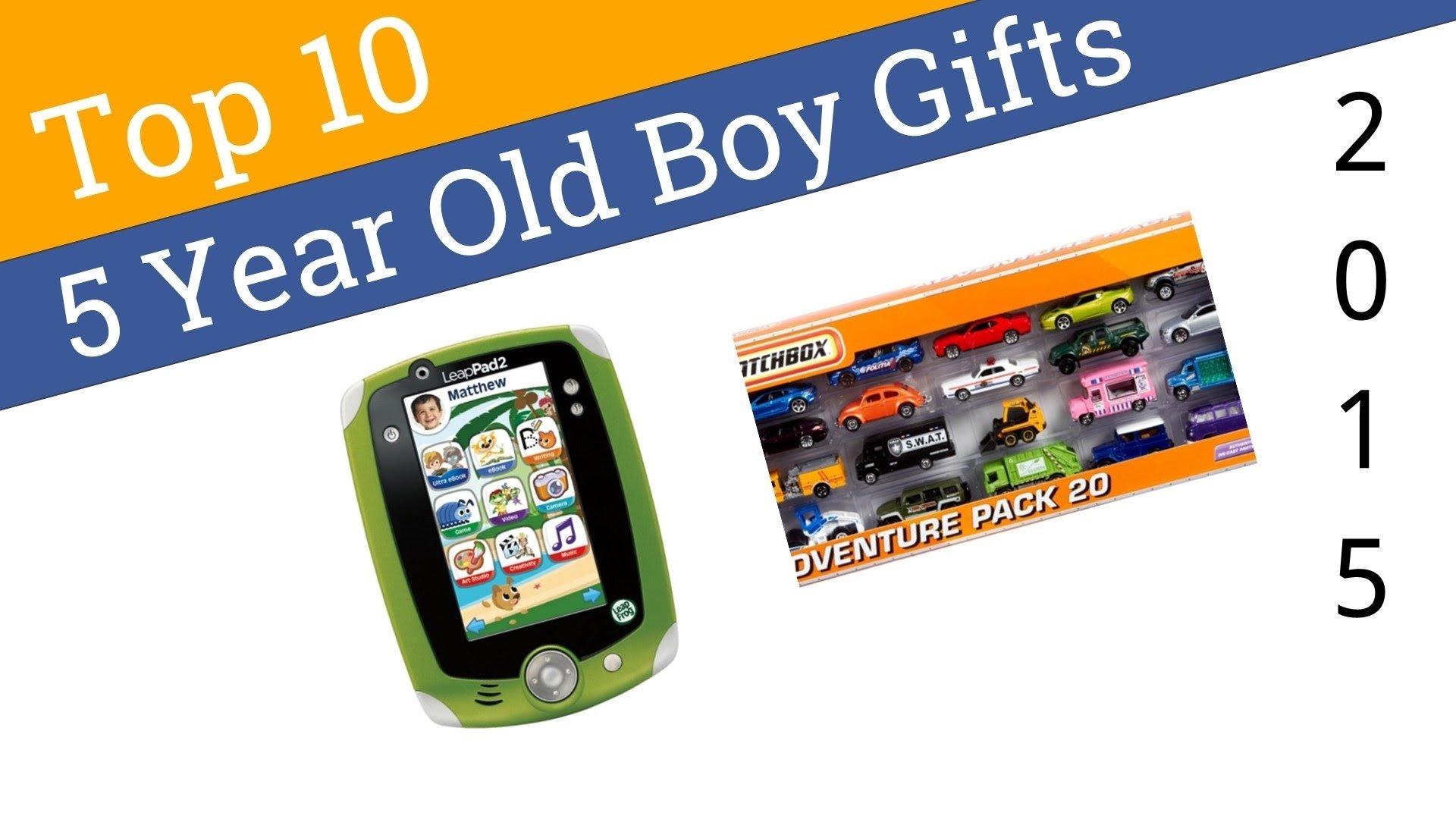10 Elegant Year Old Boy Birthday Gift Ideas Best 5 Gifts