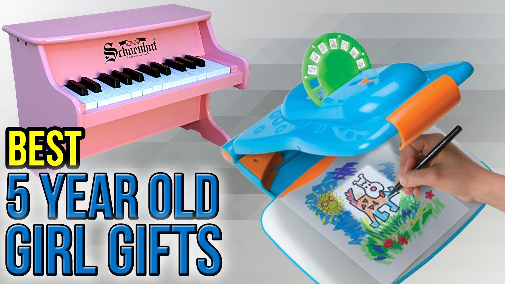 10 Fabulous 5 Year Old Girl Gift Ideas 10 best 5 year old girl gifts 2017 youtube