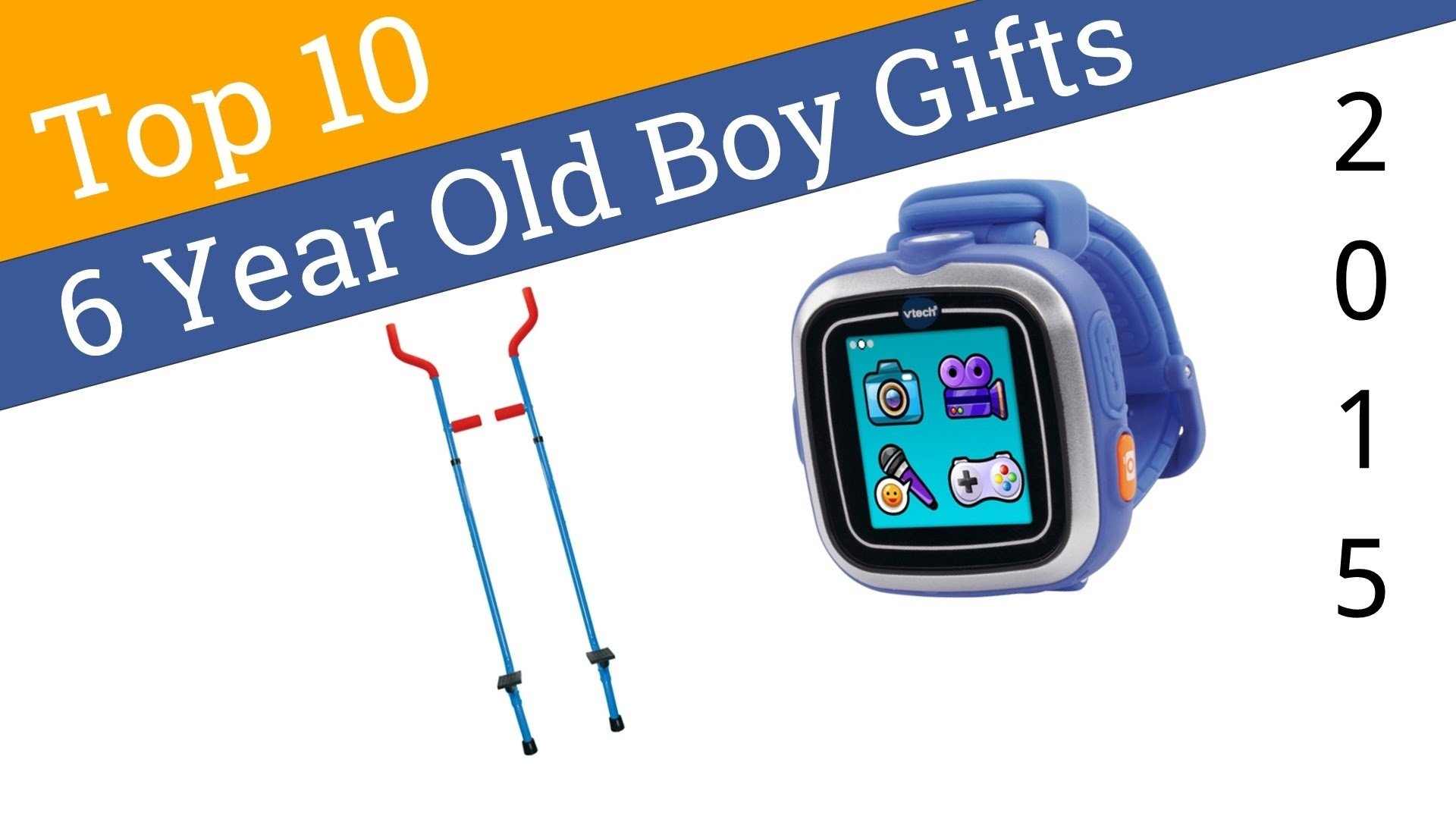 10 best 6 year old boy gifts 2015 - youtube