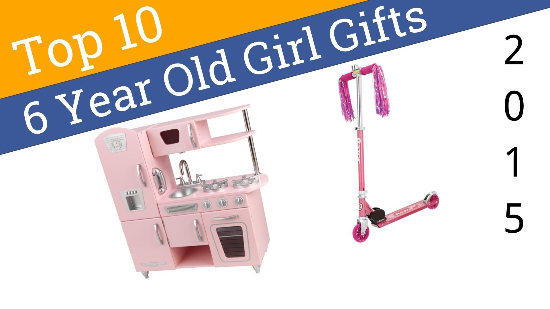 10 Lovable Birthday Gift Ideas For 6 Year Old Girl Best