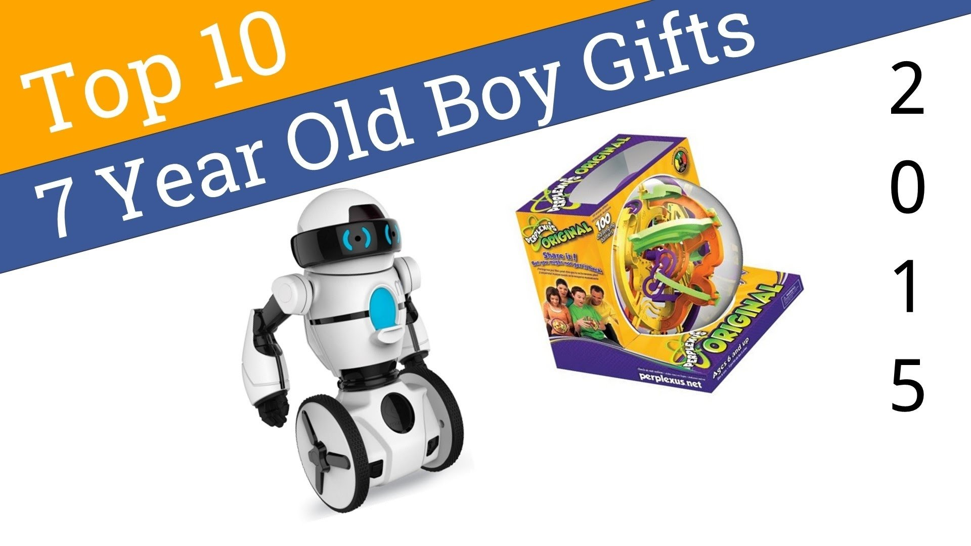 10 Lovable Gift Ideas For 7 Year Old Boy