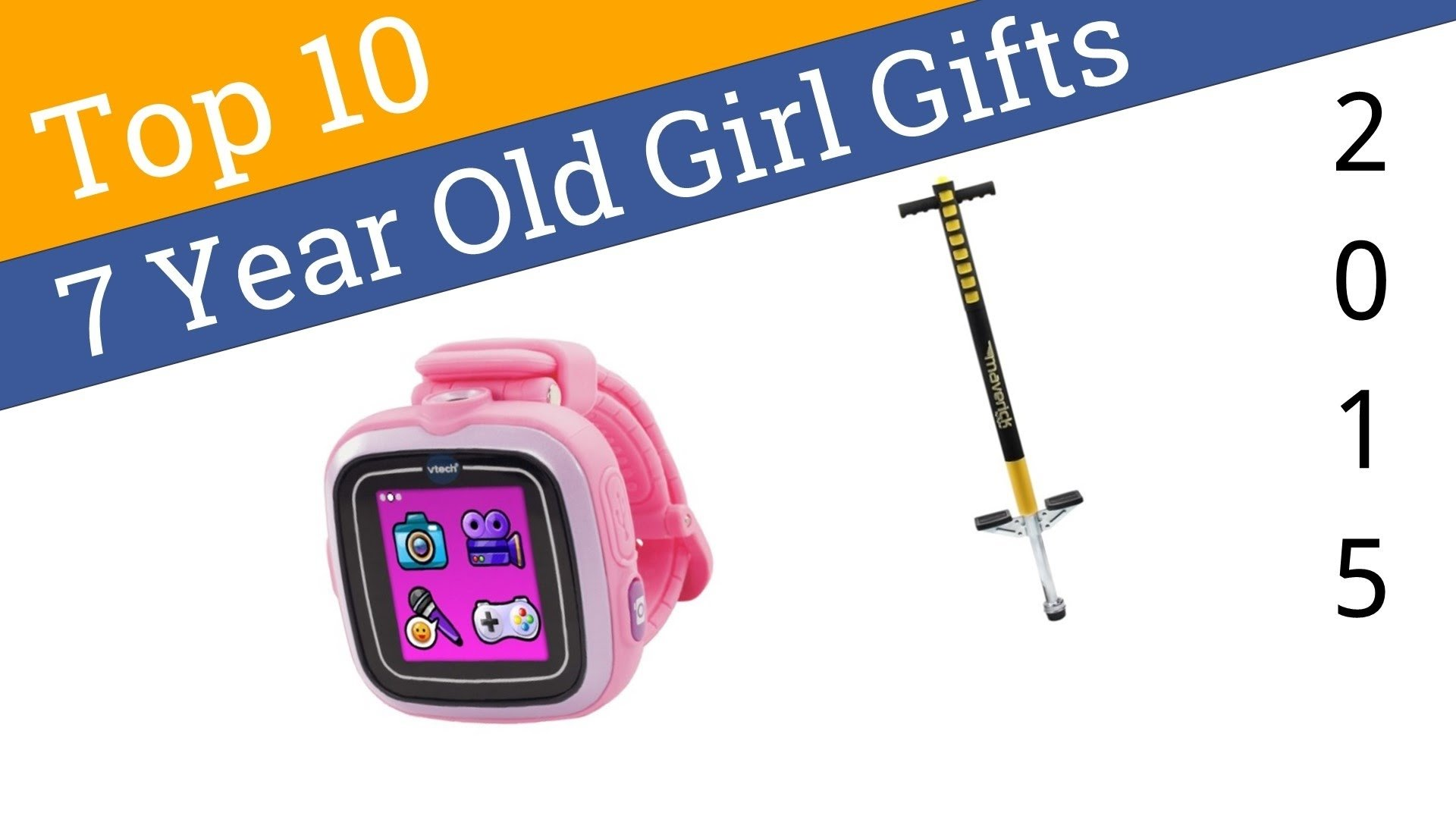 10 best 7 year old girl gifts 2015 - youtube