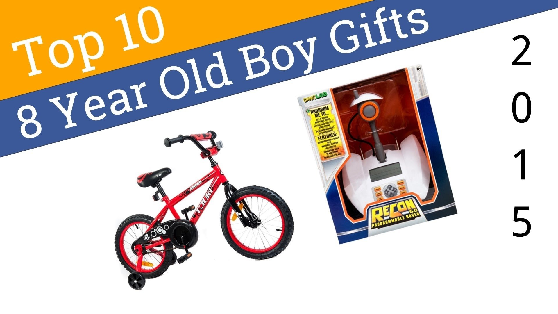 10 Ideal Gift Ideas For 8 Year Old Boy 10 best 8 year old boy gifts 2015 youtube 3 2020