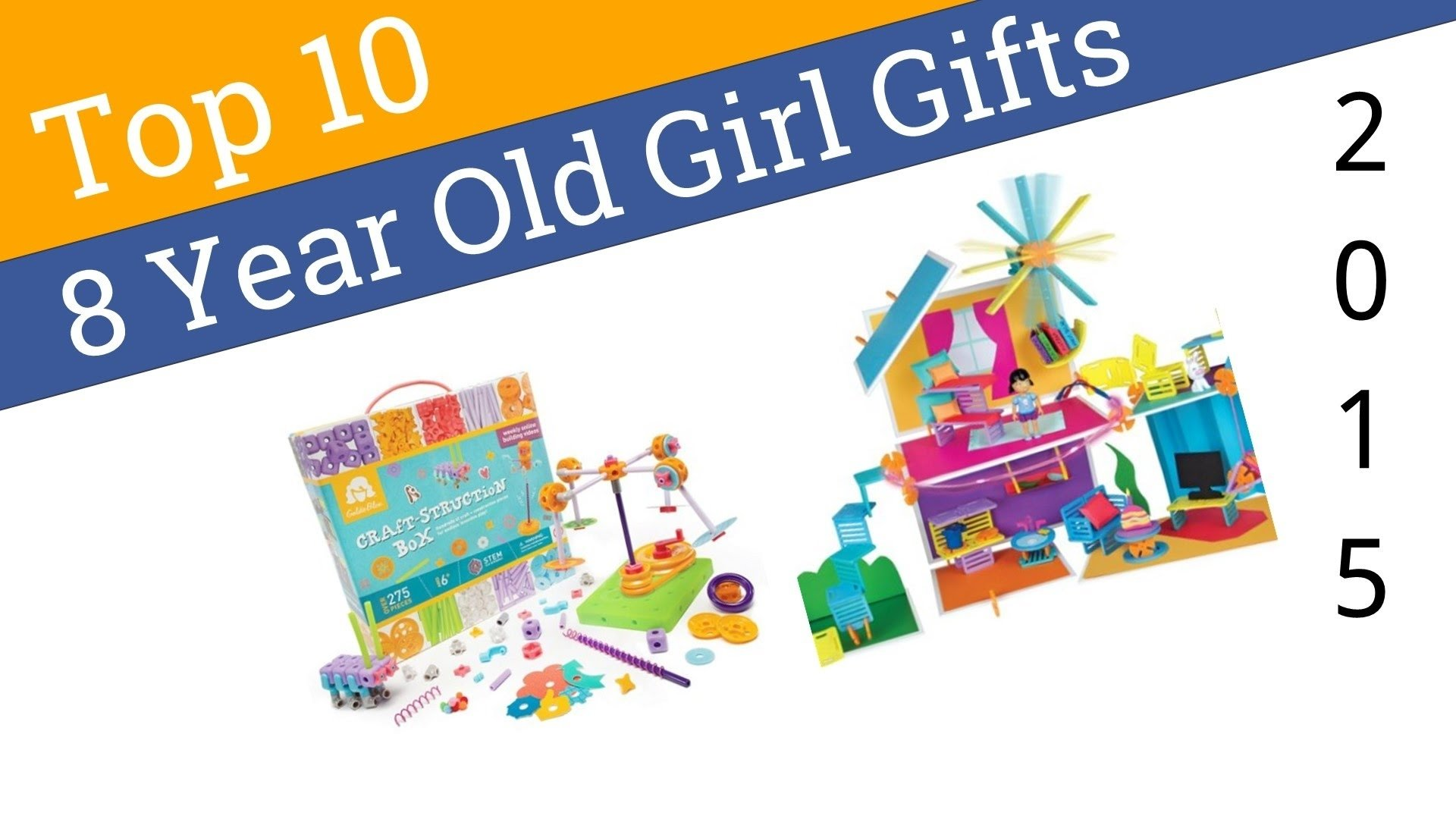 10 Unique 8 Year Old Girl Gift Ideas 10 best 8 year old girl gifts 2015 youtube 1 2021