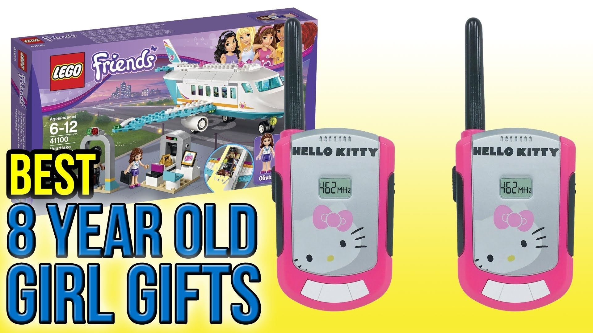 10 Wonderful Gift Ideas For 8 Year Old Girls 10 best 8 year old girl gifts 2016 youtube 3 2021