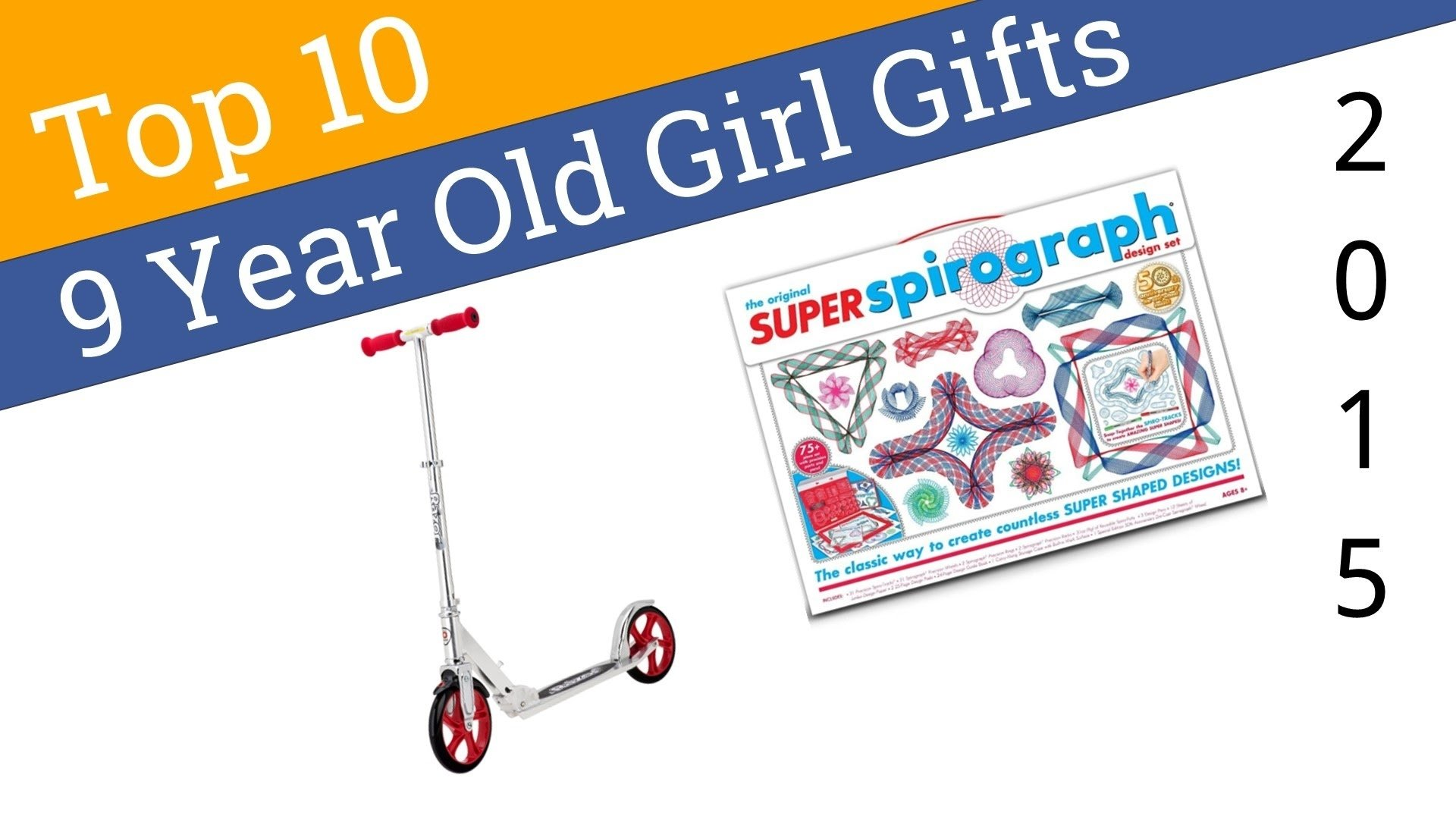 10 Unique Gift Ideas For 9 Year Old Girl 10 best 9 year old girl gifts 2015 youtube