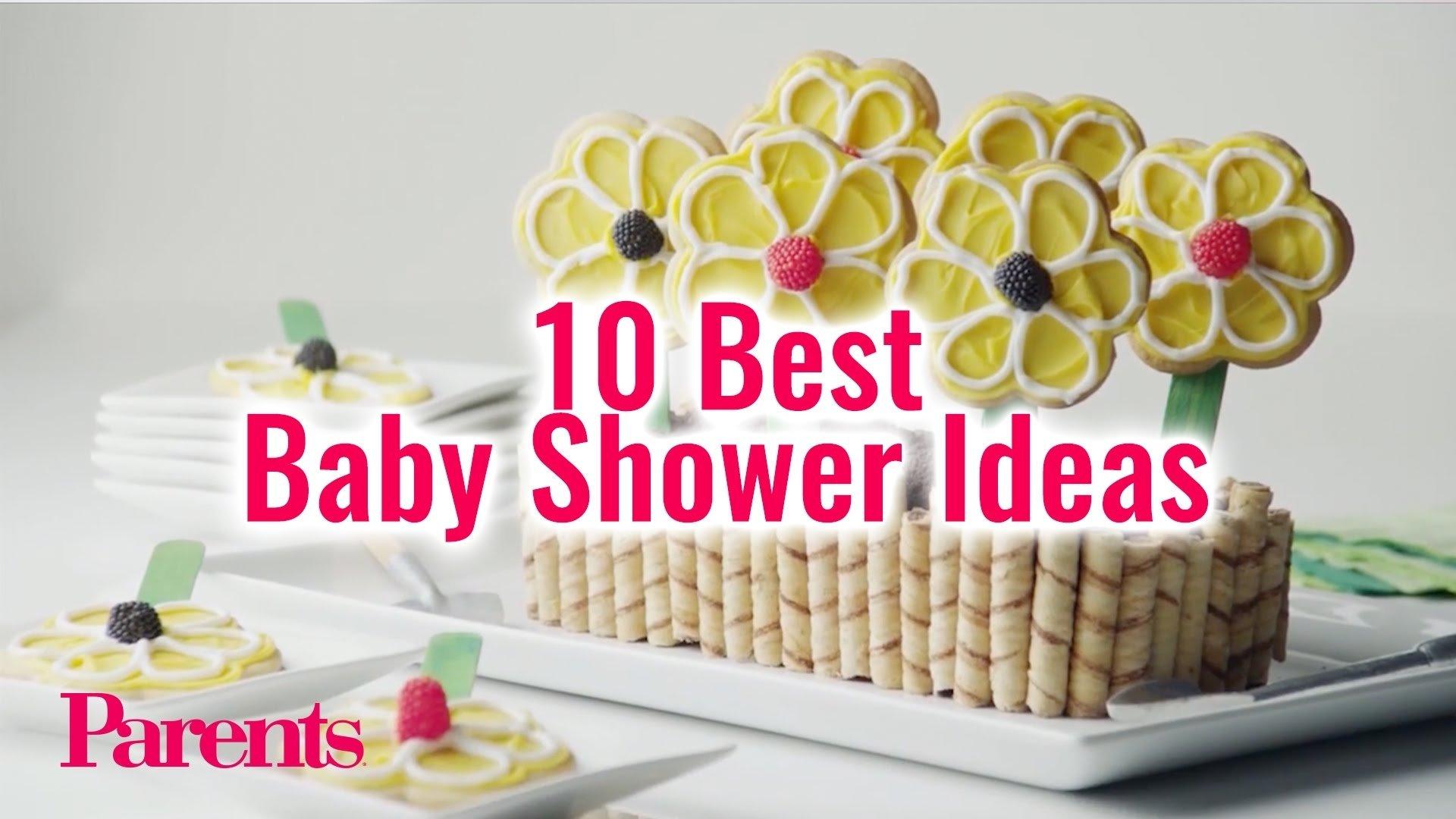 10 Gorgeous Best Baby Shower Gift Ideas 10 best baby shower ideas parents youtube 2020