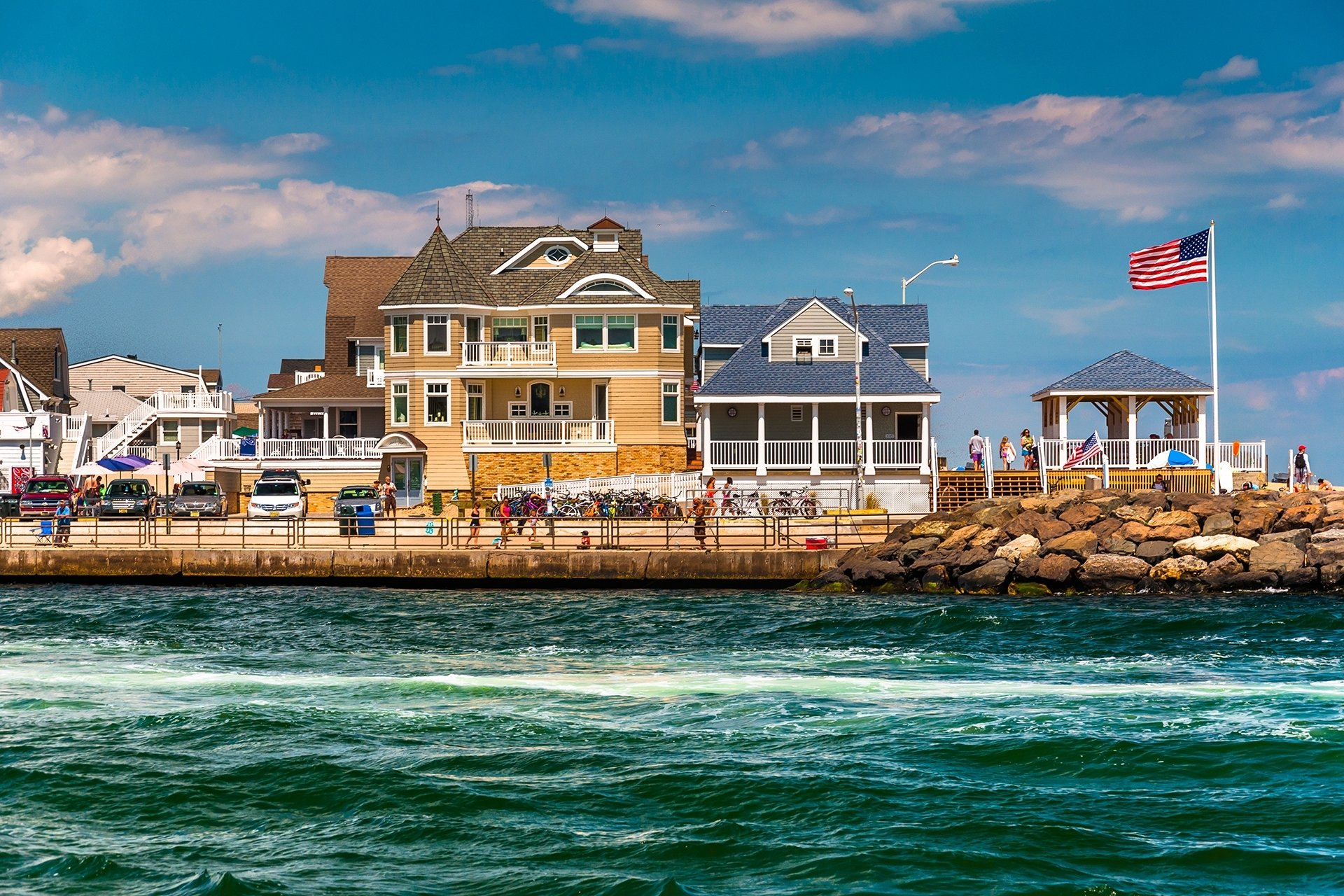 10 best east coast beach rental destinations for families - family