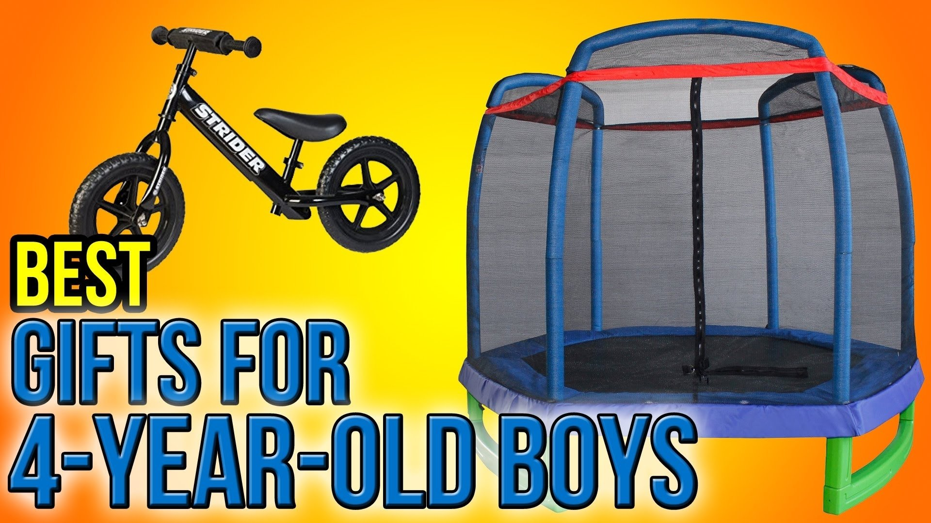 10 Amazing Gift Idea For 4 Year Old Boy 10 best gifts for 4 year old boys 2016 youtube 2 2020