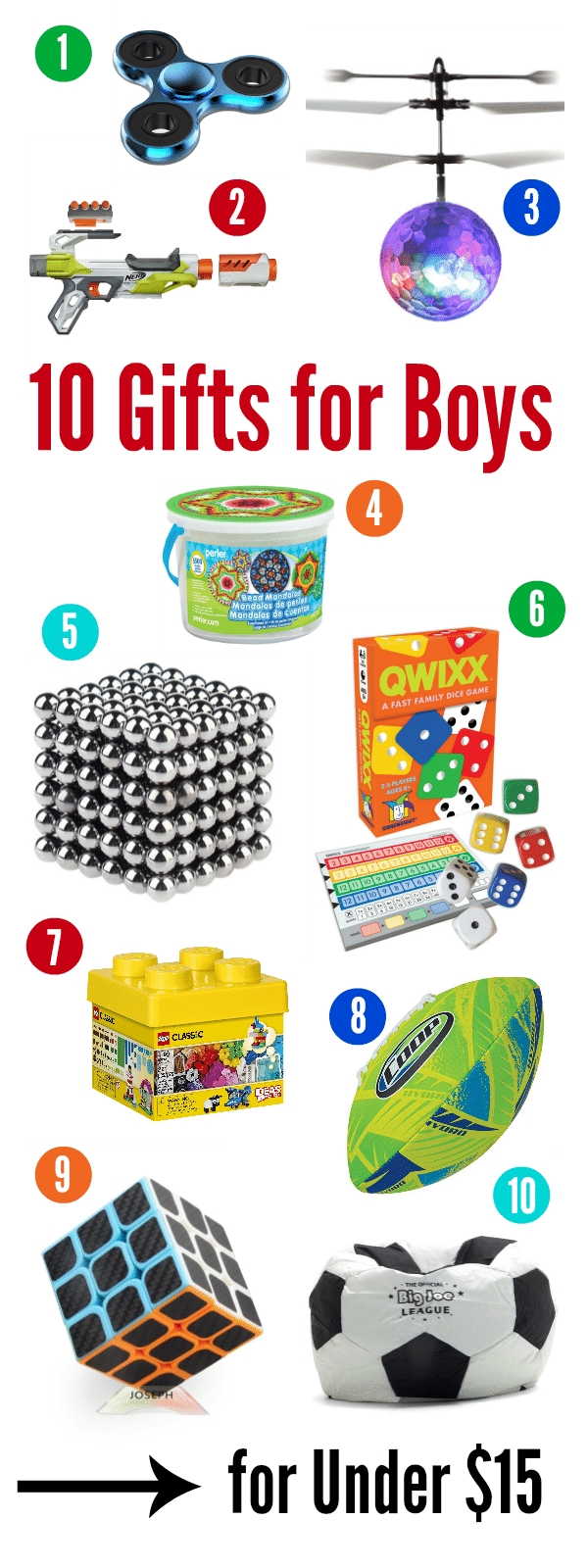10 Pretty Gift Ideas For 10 Year Olds 10 best gifts for a 10 year old boy for under 15 fun squared 8 2021