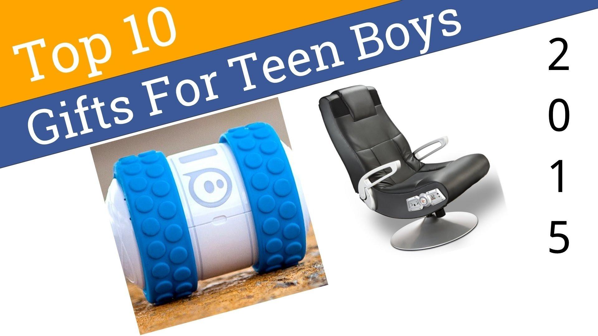 10 Elegant Good Gift Ideas For Teenage Guys 10 best gifts for teen boys 2015 youtube 2 2020