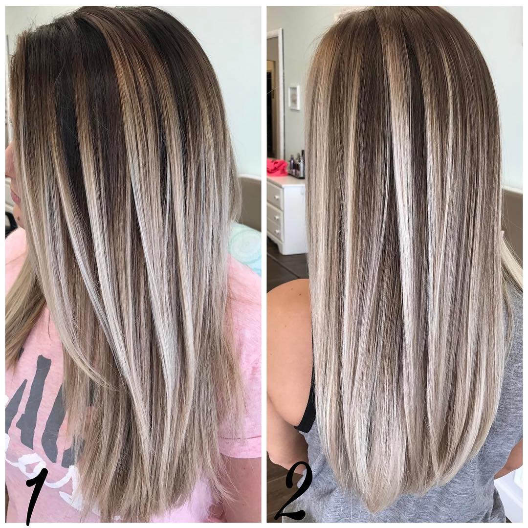 10 Awesome Long Haircut And Color Ideas 10 best long hairstyles with straight hair women long haircuts 2019 2020