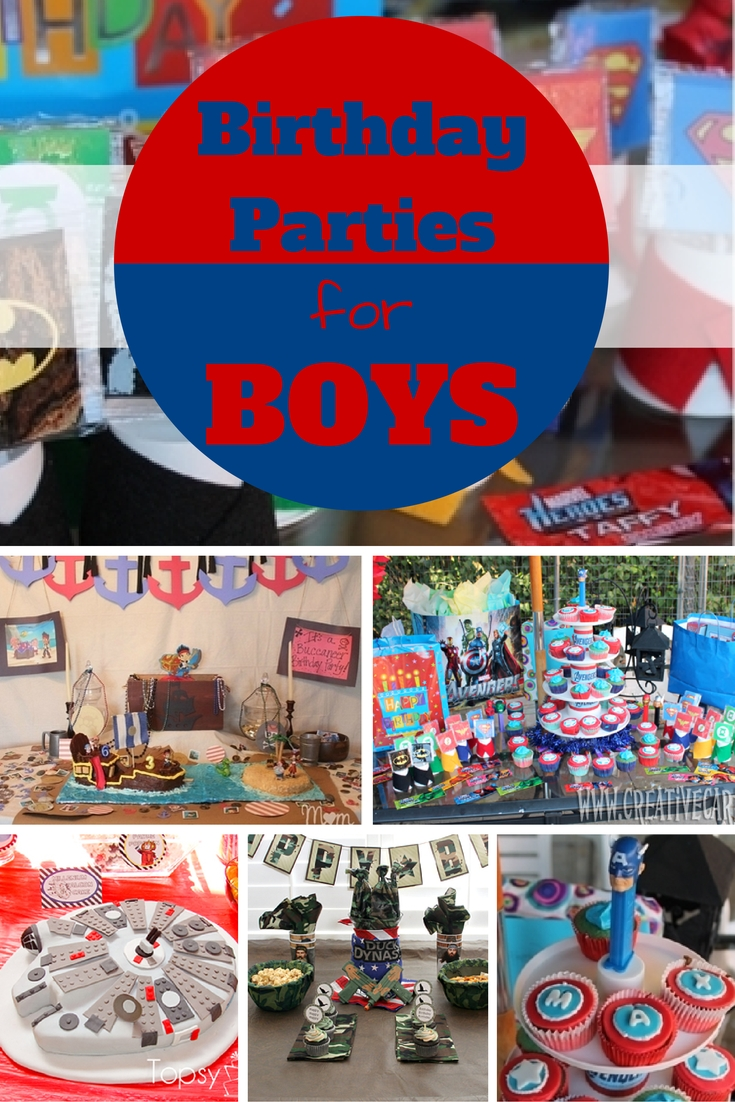 10 Unique Ideas For 15Th Birthday Party 10 birthday party ideas for boys saving mamasita 2020