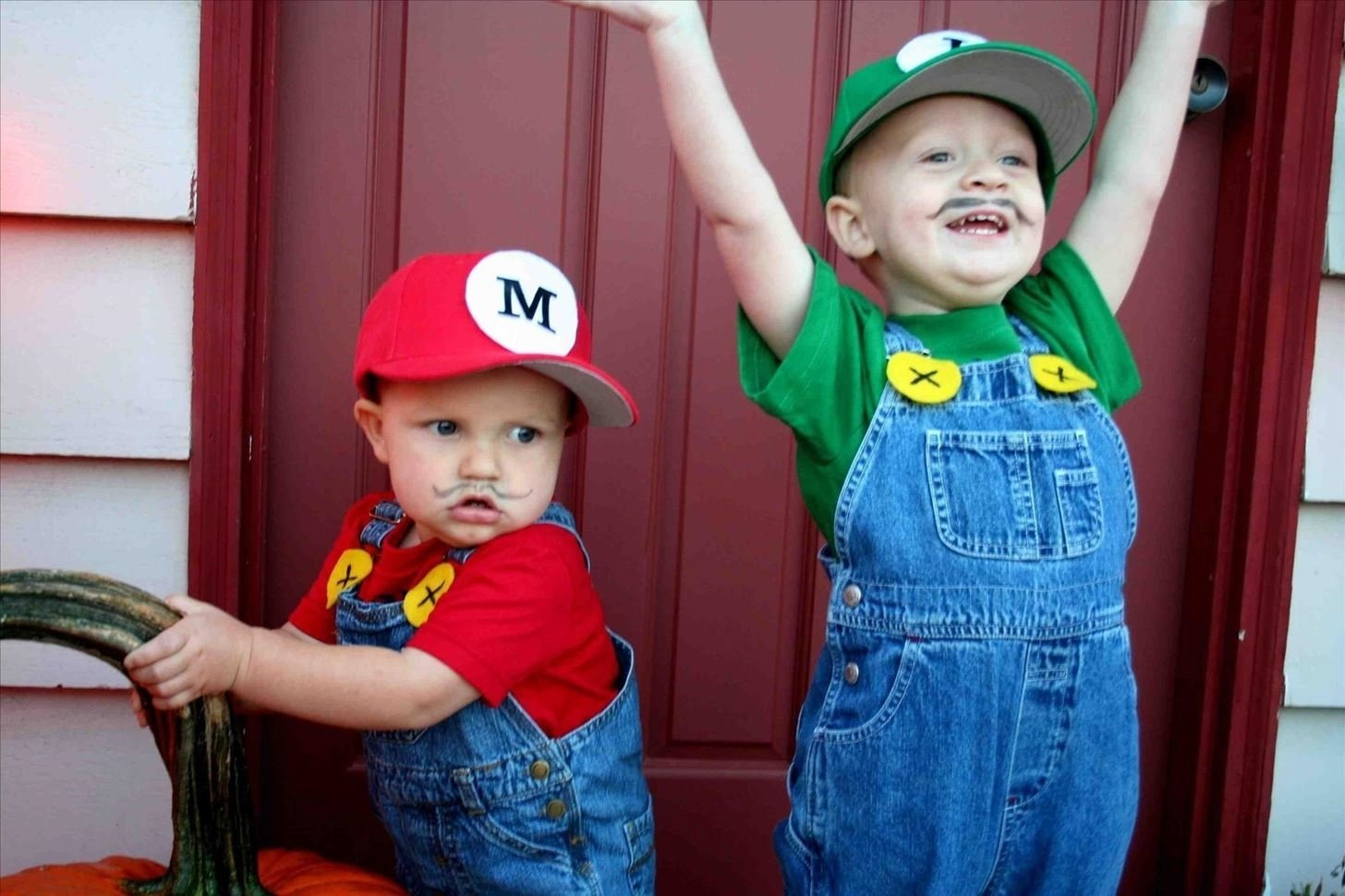 10 Awesome Boys Homemade Halloween Costume Ideas