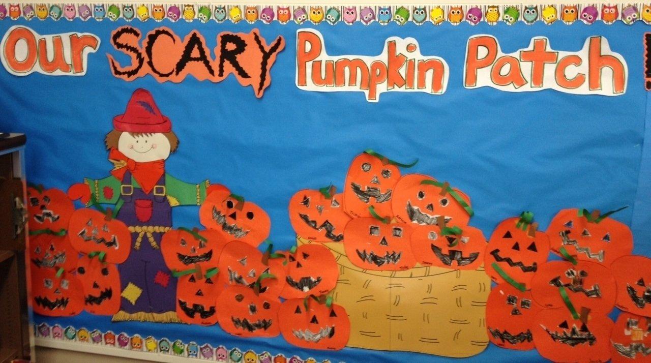 10 Great Pumpkin Patch Bulletin Board Ideas 10 chirpy pumpkin bulletin board ideas guide patterns 2021