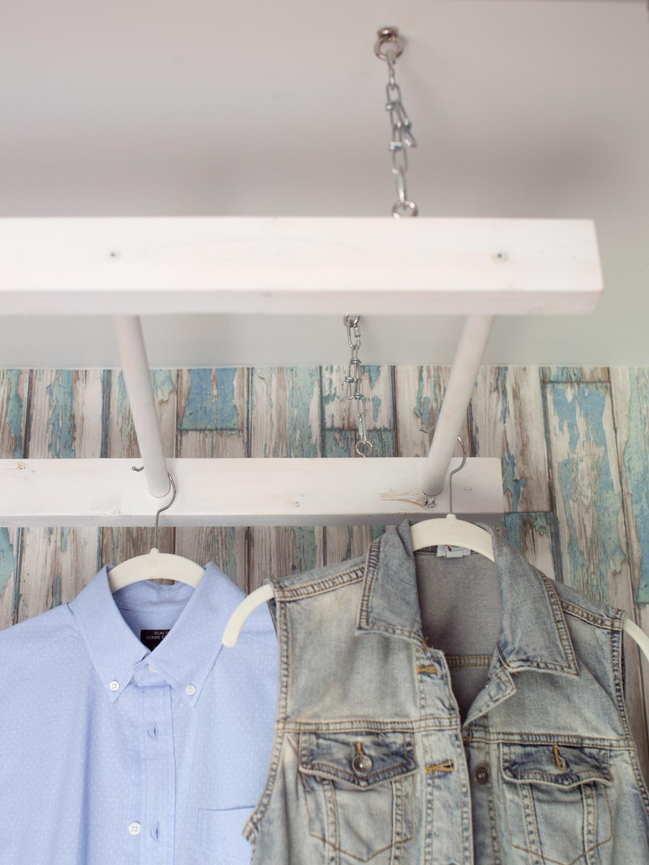 10 Ideal Laundry Room Drying Rack Ideas %name