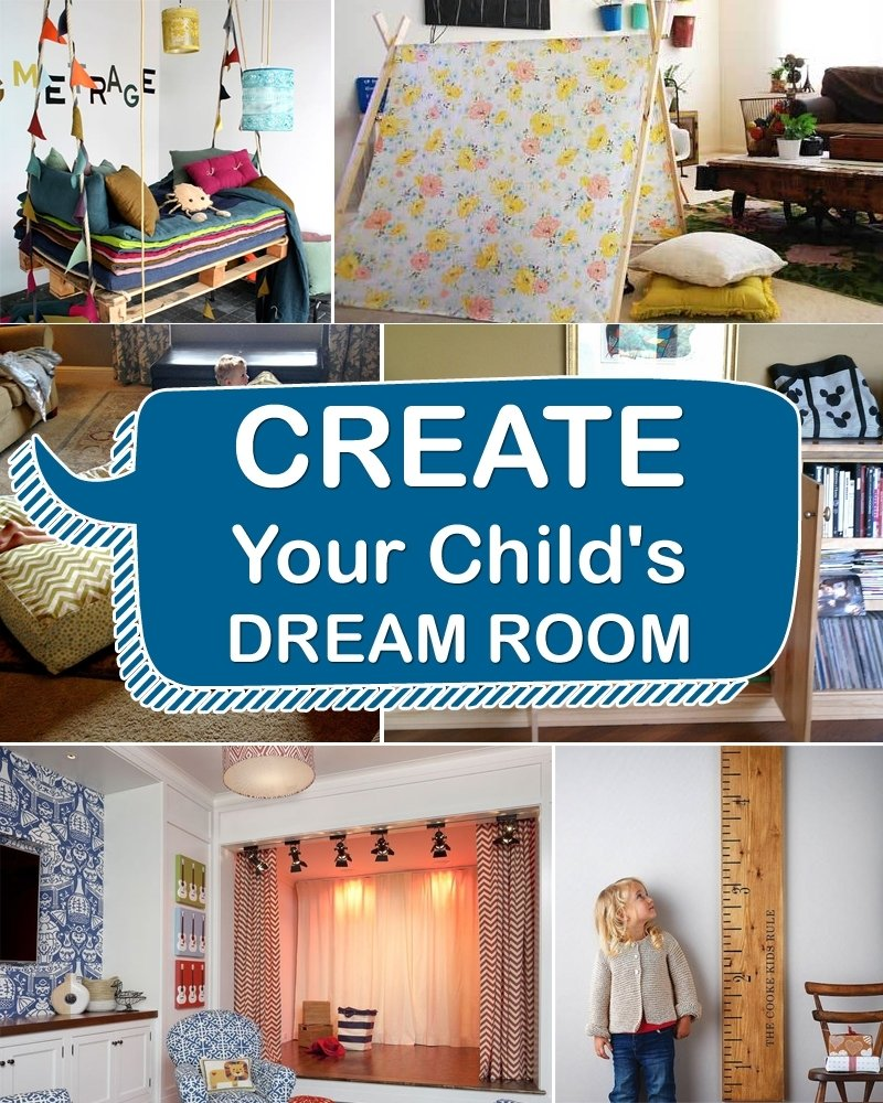 10 Ideal Cool Craft Ideas For Your Room 10 cool diy ideas for childs dream room