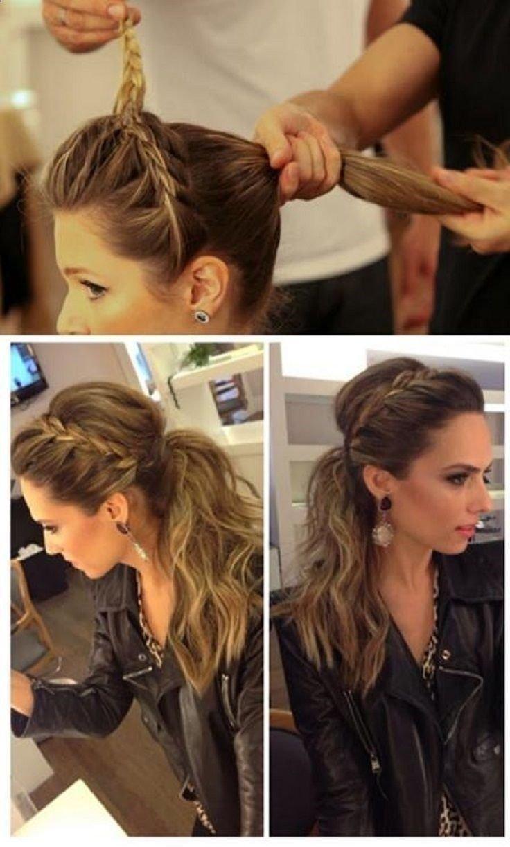 10 Fantastic Cute Ponytail Ideas For Medium Hair 10 cute ponytail ideas summer and fall hairstyles for long hair 2020