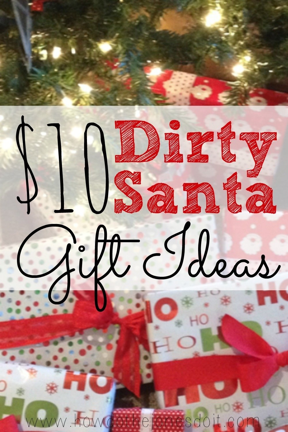 10 Lovely Dirty Santa Gift Exchange Ideas 10 dirty santa gift exchange ideas santa gifts santa and gift 1 2020