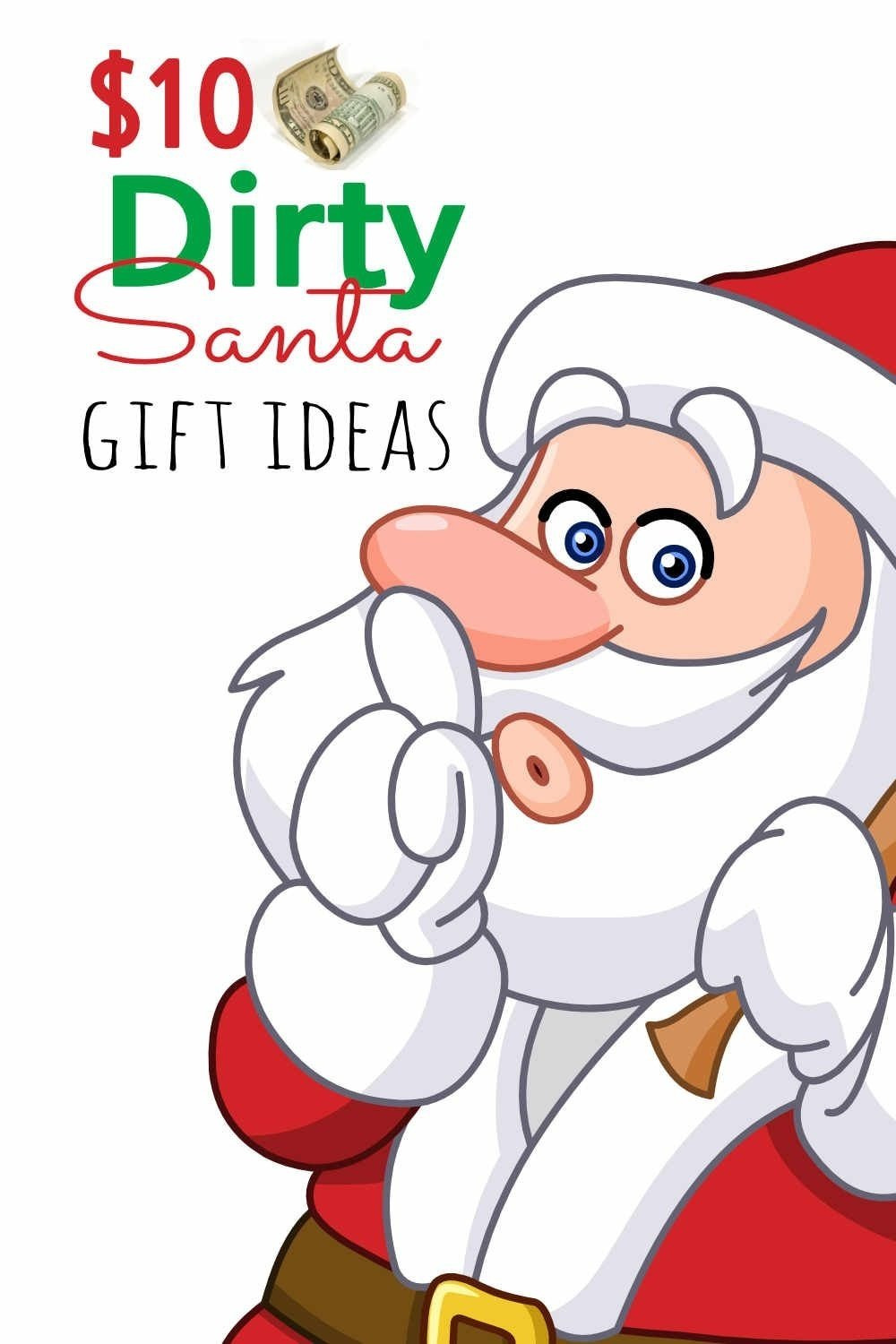 10 Lovely Dirty Santa Gift Exchange Ideas 10 dirty santa gift exchange ideas santa gifts santa and gift 2020