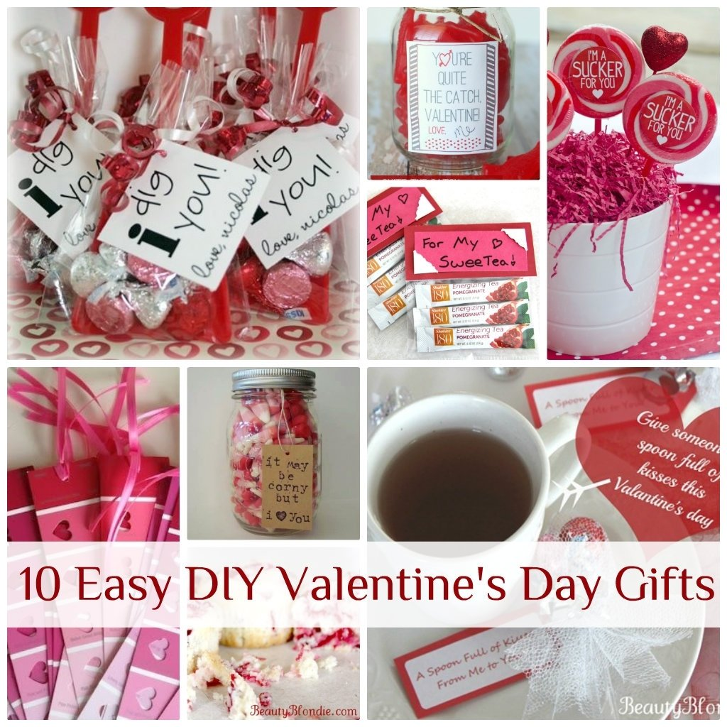 10 Stunning Homemade Valentines Day Ideas Him
