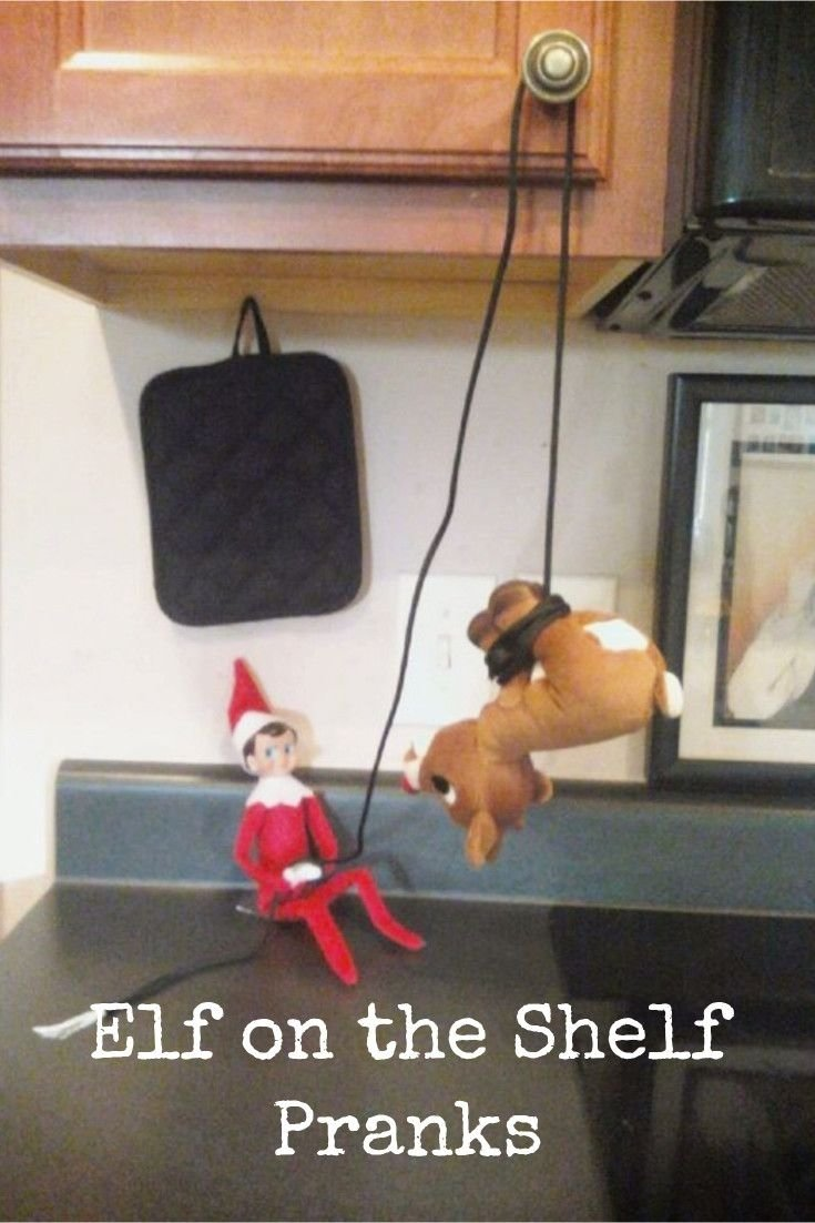10 Wonderful Crazy Elf On The Shelf Ideas 10 elf on the shelf ideas for christmas 2017 crazy elf such pranks 6 2020