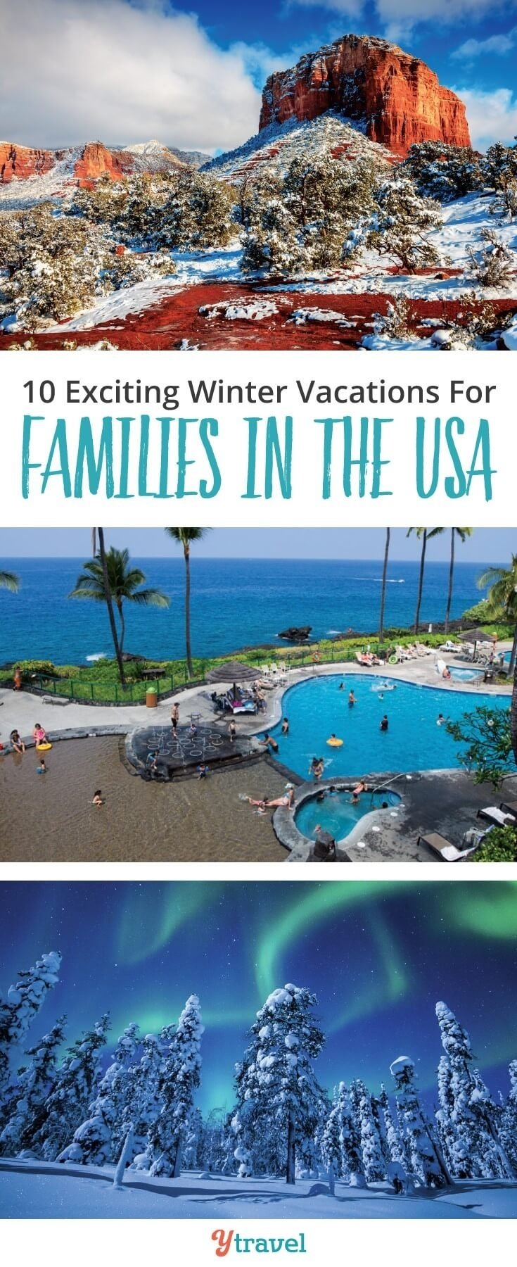 10 Gorgeous Winter Vacation Ideas For Families 10 exciting winter vacations for families in the usa 2020