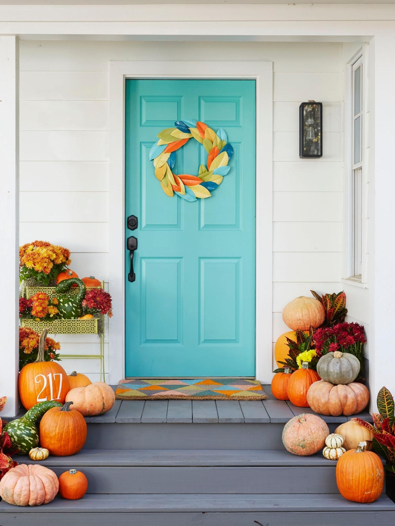 10 Famous Southern Living Fall Decorating Ideas %name 2020