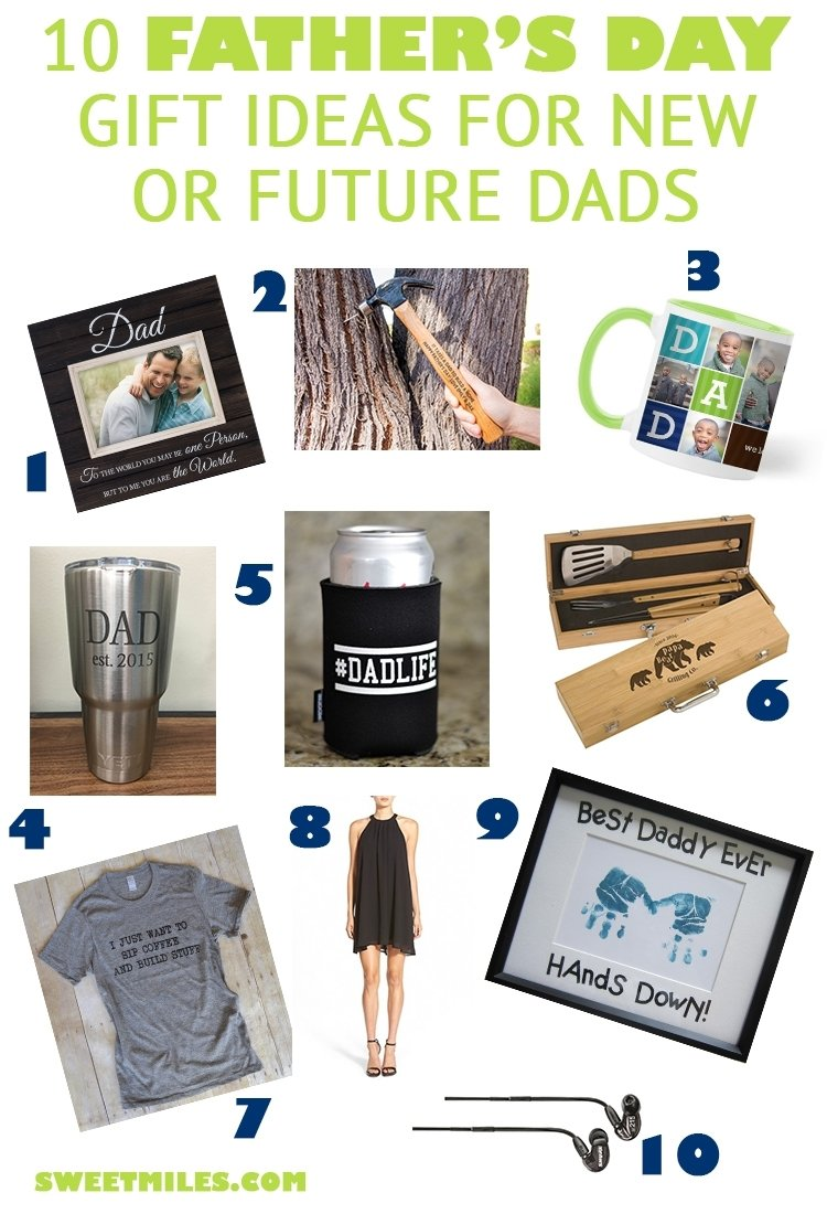 10 father's day gift ideas for new dads or future dads