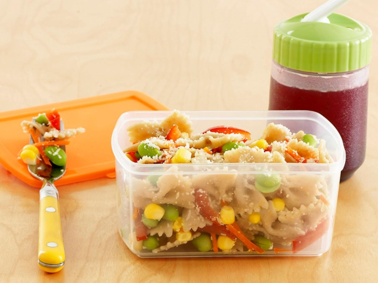 10 fresh brown-bag lunches for kids | food network healthy eats