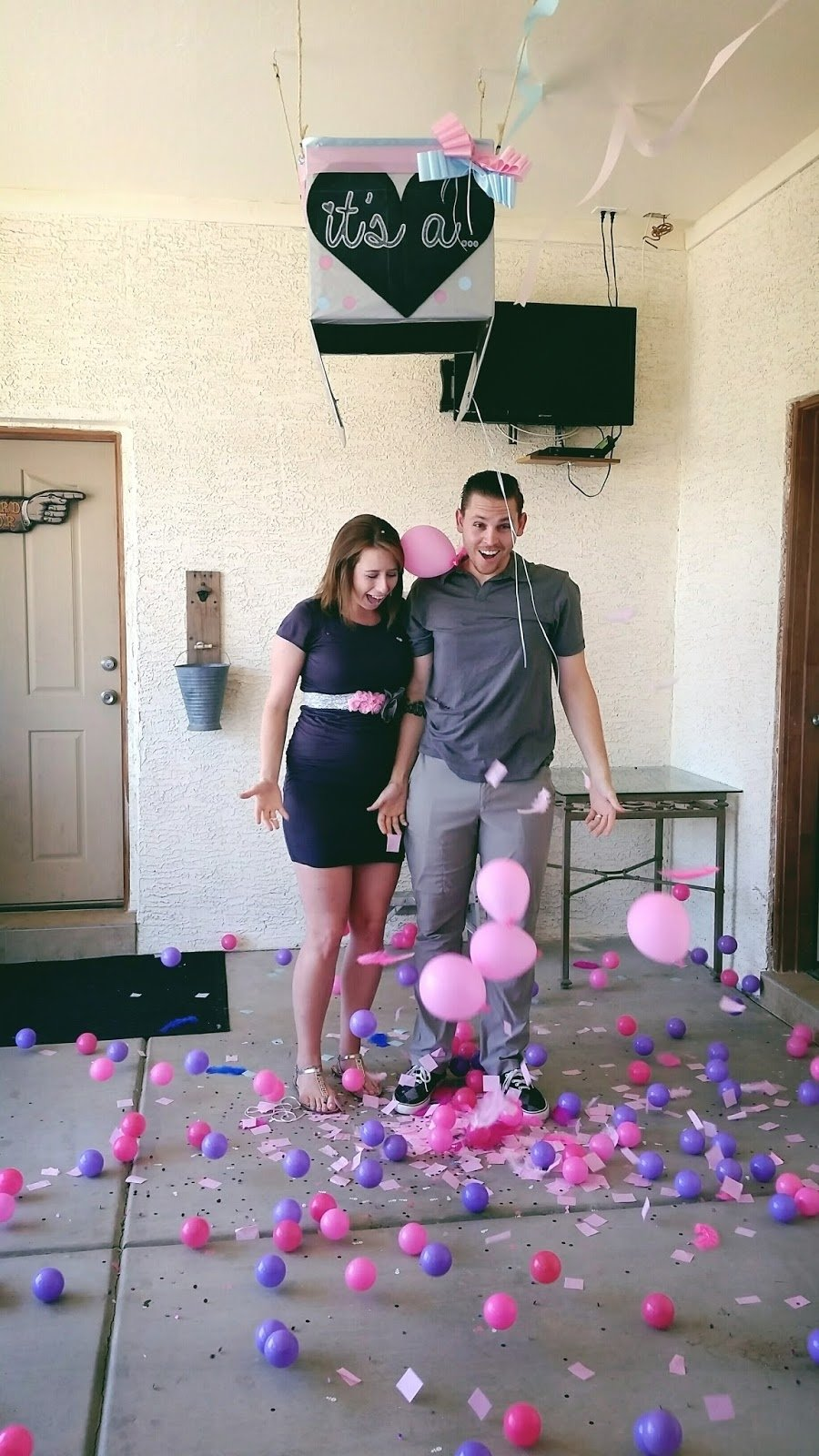 10 Best Boy Or Girl Reveal Ideas 10 gender reveal party food ideas for your family ball pits 2021